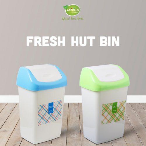 Fresh hut bin