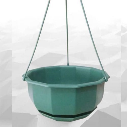 Pot with Tray Green 600x600 1